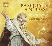 Pasquale Anfossi (1727-1797): Oratorio La Morte Di San Filippo Neri, 2 CDs