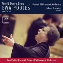 Ewa Podles - World Opera Stars, CD