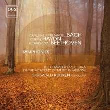 Ludwig van Beethoven (1770-1827): Symphonie Nr.1, CD