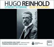 Hugo Reinhold (1854-1935): Violinsonate op.24, CD