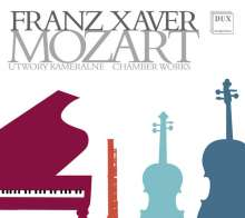 Franz Xaver Mozart (1791-1844): Kammermusik, CD