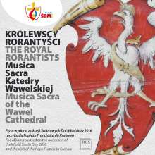 The Royal Rorantists - Musica Sacra of the Wawel Cathedral, CD