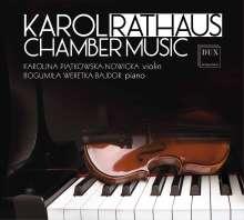 Karol Rathaus (1895-1954): Kammermusik, CD