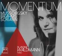 Blandine Waldmann - Momentum, CD