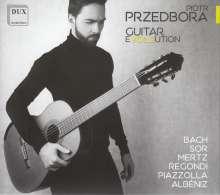 Piotr Przedbora - Guitar Evolution, CD