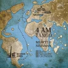 4 Am Tango, CD