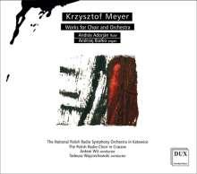 Krzysztof Meyer (geb. 1943): Chorwerke, CD
