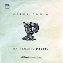 Bartlomiej Pekiel (1600-1670): Opera Omnia, 3 CDs