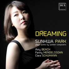 Sunhwa Park - Dreaming, CD