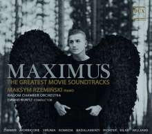 Maximus - The Greatest Movie Soundtracks, CD