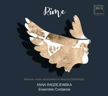 Rime - Baroque music recomposed by Maurizio Grandinetti, CD