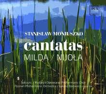 """Stanislaw Moniuszko (1819-1872): Kantate """"Milda"""", 2 CDs"""