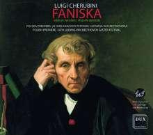 Luigi Cherubini (1760-1842): Faniska (italienische Fassung), 2 CDs