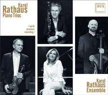 Karol Rathaus (1895-1954): Trio Serenade (Klaviertrio) op. 39, CD