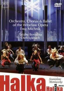 Stanislaw Moniuszko (1819-1872): Halka (Oper in 4 Akten), DVD