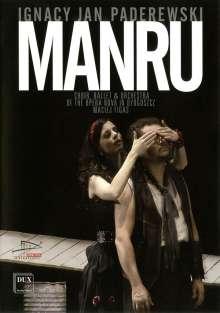Ignaz Paderewski (1860-1941): Manru (Oper), DVD