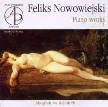 Felix Nowowiejski (1877-1946): Klavierwerke Vol.1, CD