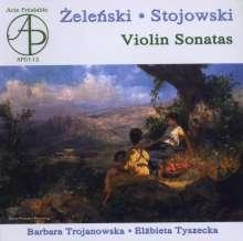 Vladislav Zelenski (1837-1921): Sonate für Violine & Klavier op.30, CD