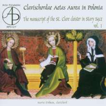 The Manuscript of the St.Clare Cloister Stary Sacz Vol.1, CD