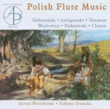 Antoni Wirzbinski - Polnische Flötenmusik, CD
