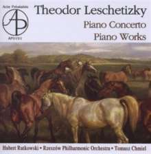 Theodor Leschetizky (1830-1915): Klavierkonzert op.9, CD