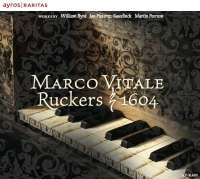 Marco Vitale, Cembalo (Ruckers 1604), CD