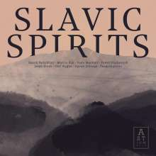 EABS: Slavic Spirits (Limited Numbered Deluxe Edition) (+ Buch), 1 LP und 1 Buch