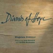 Zbigniew Preisner (geb. 1955): Diaries of Hope, CD