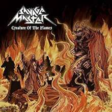 Savage Master: Creature Of The Flames, CD