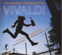 Antonio Vivaldi (1678-1741): Violinkonzerte RV 177,208, 237, 242, 273, CD