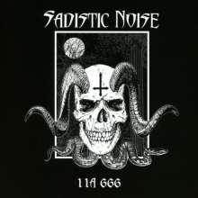 Sadistic Noise: 11a666, CD