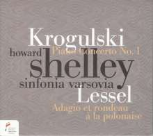 Jozef Krogulski (1815-1842): Klavierkonzert E-Dur, CD