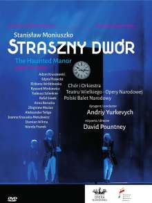 Stanislaw Moniuszko (1819-1872): Das Gespensterschloß (Straszny Dwor / The Haunted Manor), DVD