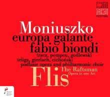 Stanislaw Moniuszko (1819-1872): Flis the Raftsman (Oper in 1 Akt), CD