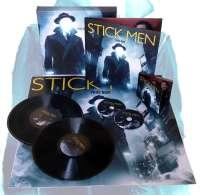 Stick Men: Prog Noir (180g) (Limited-Edition) (Box-Set), 4 LPs