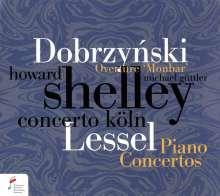 Franciszek Lessel (1780-1838): Klavierkonzert op.14, CD