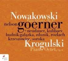 Jozef Krogulski (1815-1842): Klavieroktett d-moll op.6, CD