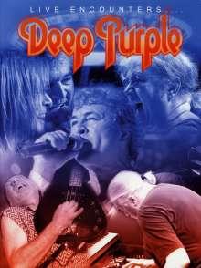Deep Purple: Live Encounters 1996 - Limited Edition (DVD + 2CD), DVD