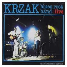 Krzak: Blues Rock Band: Live, CD
