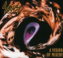 Sadus: A Vision Of Misery, CD
