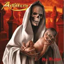 Artillery: My Blood, CD