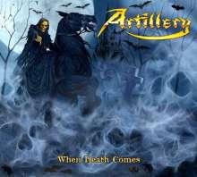 Artillery: When Death Comes (Limited Edition) (Yellow Vinyl), LP