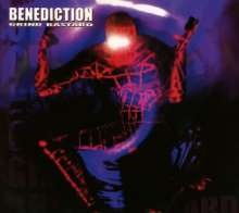 Benediction: Grind Bastard (Limited Edition) (Reissue), CD