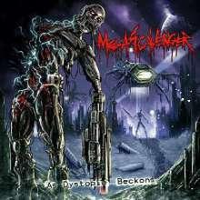Megascavenger: As Dystopia Beckons, CD