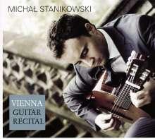 Michal Stanikowski - Vienna Guitar Recital, CD