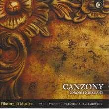 Adam Jarzebski (1590-1649): Canzoni & Concerti, CD