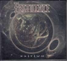 Pestilence: Exitivm (Limited Edition Box), 1 CD und 1 Merchandise