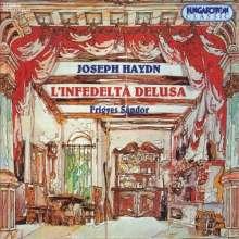 Joseph Haydn (1732-1809): L'Infedelta Delusa, 2 CDs