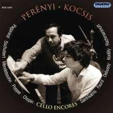 Miklos Perenyi - Cello Encores, CD