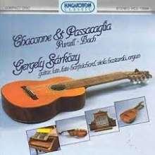 Gergely Sarközy - Chaconne & Passacaglia, CD